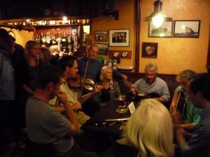 live music in the Plockton Inn