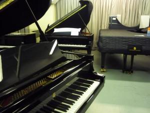 choosing a piano