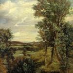 Dedham Vale by Constable