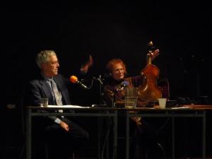 Robert Philip and Rivka Golani