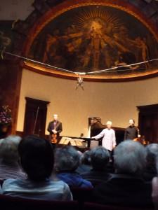 Florestan Trio at Wigmore