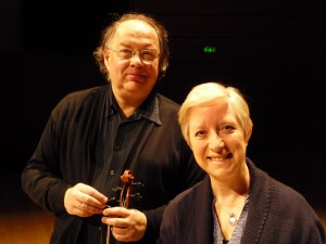Erich Höbarth and Susan Tomes